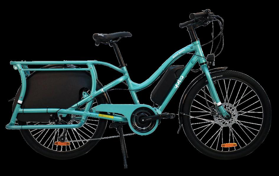 Yuba Electric Boda Boda Cargo Bike