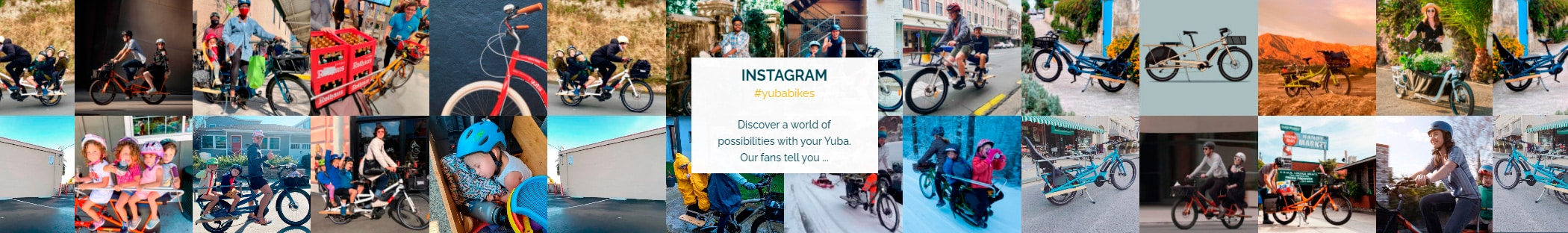 instagram yubabikes
