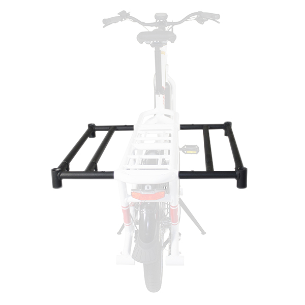 yuba carry on bars rear view