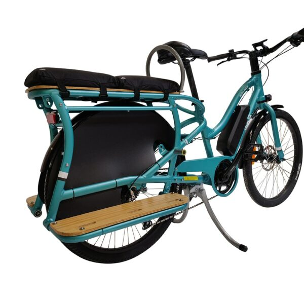 YUBA-Electric BodaBoda Aqua Ring Bamboo Boards Mini Soft Spots Rearview 960x960