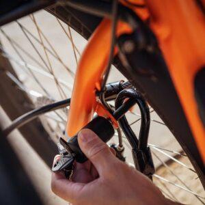 Yuba Cargo Bikes Pin Lock