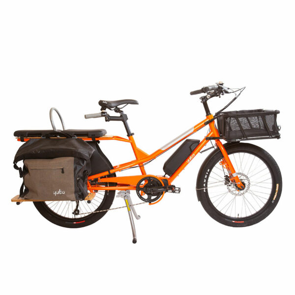 Yuba Cargo Bikes Kombi E5 Add-ons 1