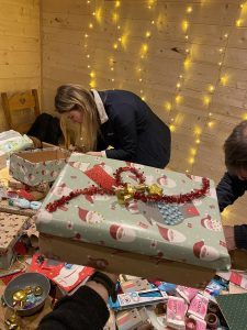 Christmas Yuba Bike Boxe
