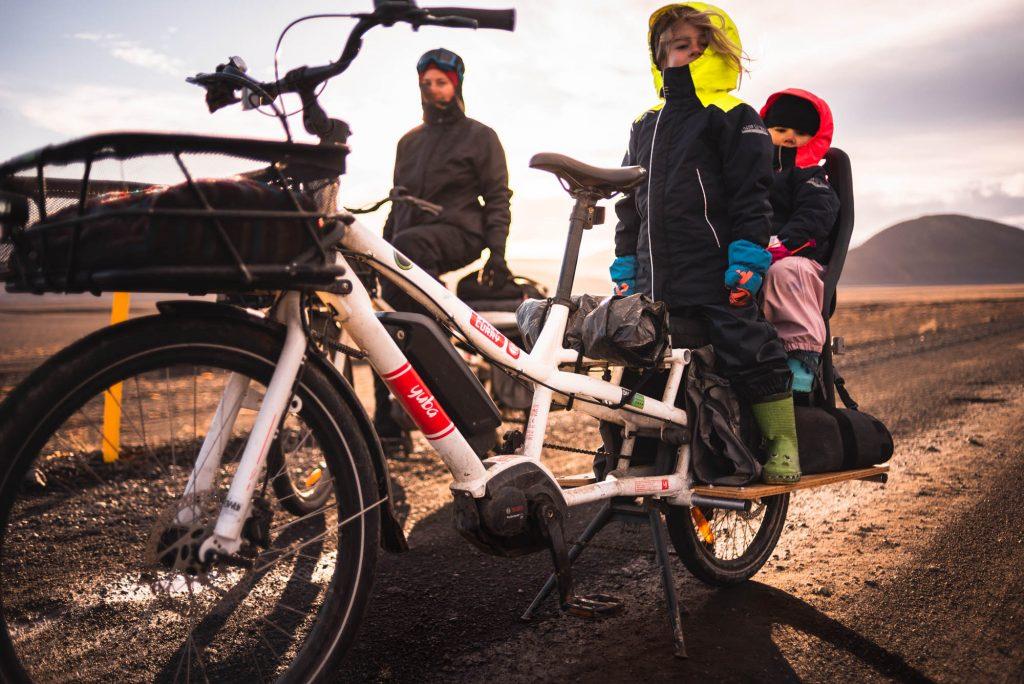 Spicy Curry Bosch Electric Cargo Bike